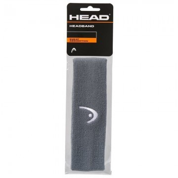 Head Headband Anthracite